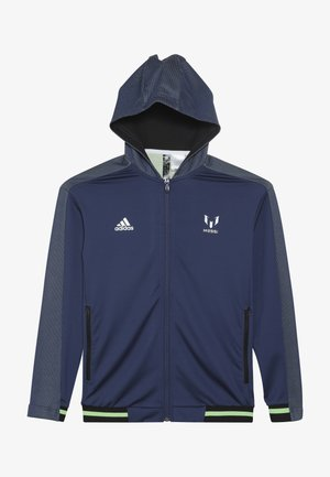 HOODIE - Training jacket - dark blue