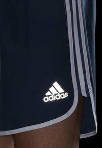 adidas Performance - MARATHON 20 SHORTS - Sports shorts - blue - 4