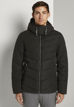 Winter jacket - black uni