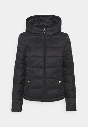 JDYZULU HOOD JACKET - Winter jacket - black