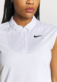 Nike Performance - VICTORY  - Sports shirt - white/black - 3