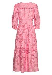 Selected Femme - SLFSADIE MIDI DRESS - Day dress - rosebloom - 1
