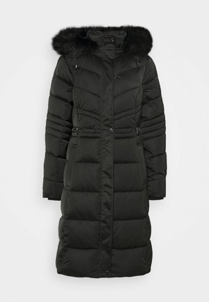 SAMIRA PADDED COAT - Winter coat - black