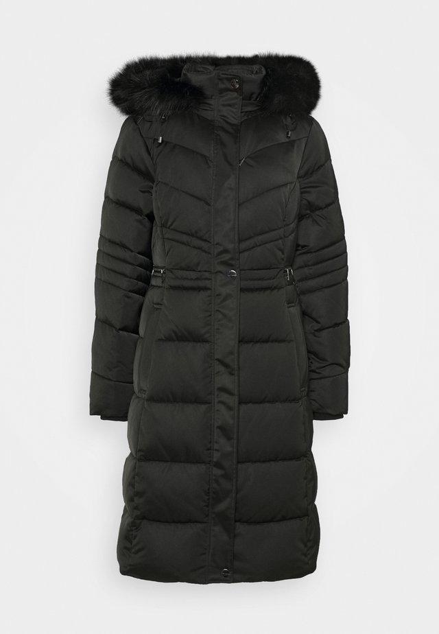 SAMIRA PADDED COAT - Płaszcz zimowy - black