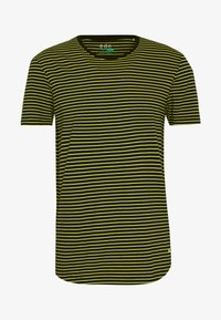OCS F STR CN SS - Print T-shirt - bright yellow