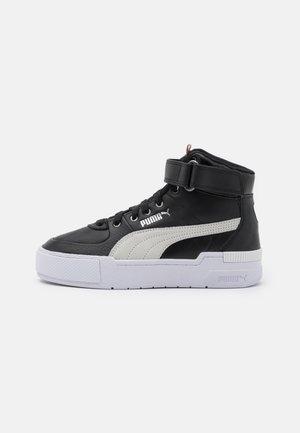 CALI SPORT TOP CONTACT  - Höga sneakers - black/white