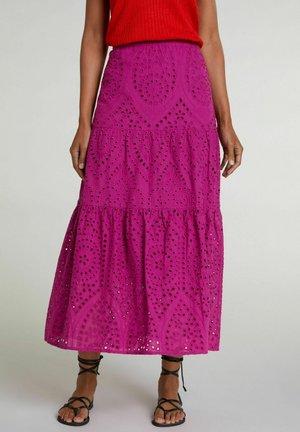 A-line skirt - festival fuchsi