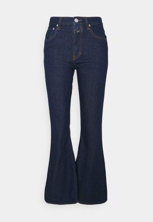 RAWLIN - Široké džíny - dark blue