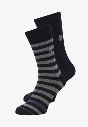 2 PACK SWEN - Socks - dark blue