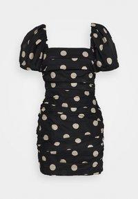 JOSEPHINE MINI DRESS - Cocktail dress / Party dress - black