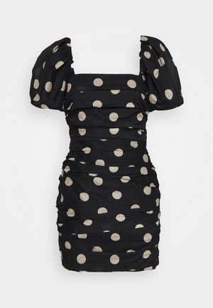 JOSEPHINE MINI DRESS - Cocktail dress / Party dress - black