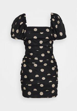 JOSEPHINE MINI DRESS - Vestido de cóctel - black