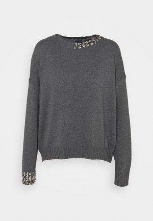 FALERNO - Pullover - grey