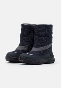 Superfit - GLACIER - Winter boots - blau/grau - 1