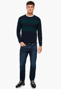 s.Oliver - Jeans slim fit - dark blue - 1
