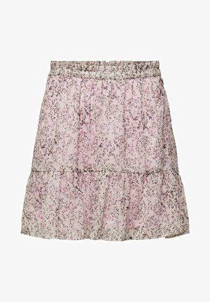 Spódnica trapezowa - lavender
