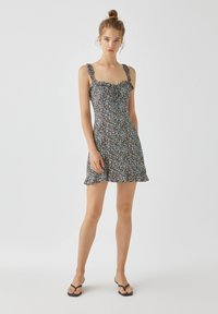 PULL&BEAR - Day dress - black - 1