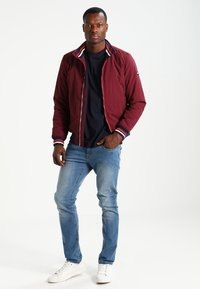 INDICODE JEANS - PITTSBURG - Slim fit jeans - blue wash - 1
