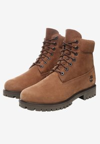 Timberland - Lace-up ankle boots - dark brown - 2