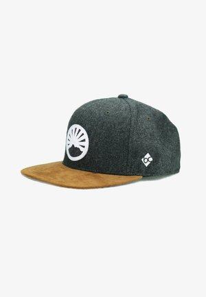 GIPFELSTÜRMER - Cap - dunkelgrau