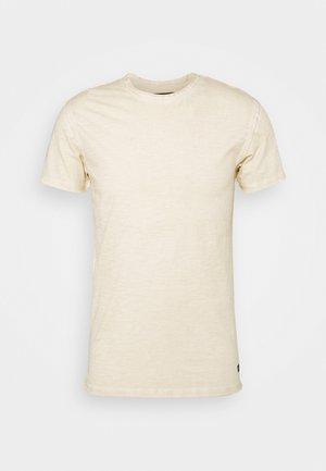 CLAYTON - Jednoduché triko - fog