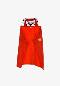 Paw Patrol - MARSHALL DECKE MIT KAPUZE - Baby blanket - rot - 0