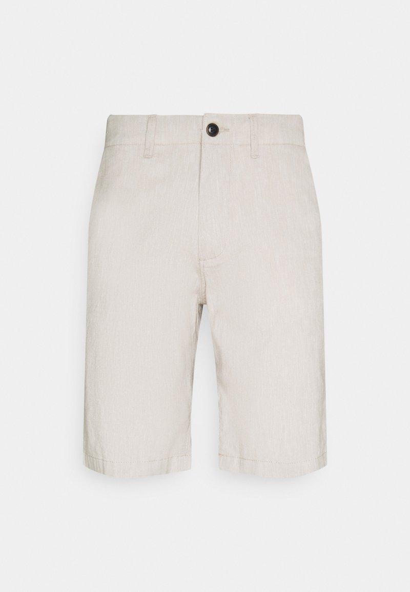 Jack & Jones - JJIDAVE - Shorts - white pepper