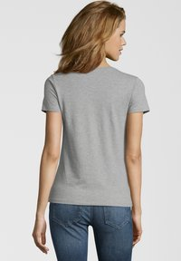 COBRAELEVEN - Print T-shirt - grey - 1
