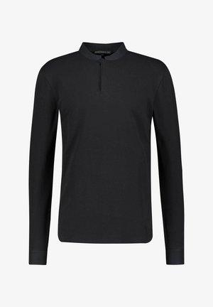 Long sleeved top - schwarz (15)
