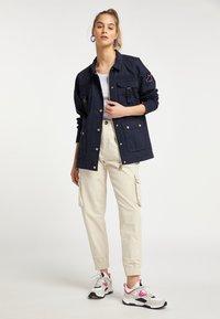 myMo - UTILITY  - Light jacket - marine - 1