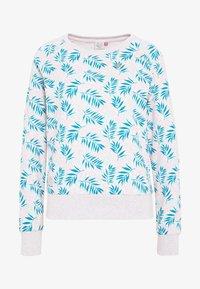 Ragwear - JOHANKA LEAVES - Sweatshirt - white - 4