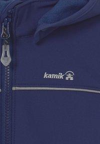 Kamik - JARVIS UNISEX - Soft shell jacket - dunkelblau - 2