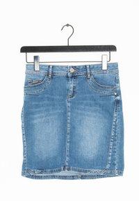 Street One - Spódnica jeansowa - blue - 0