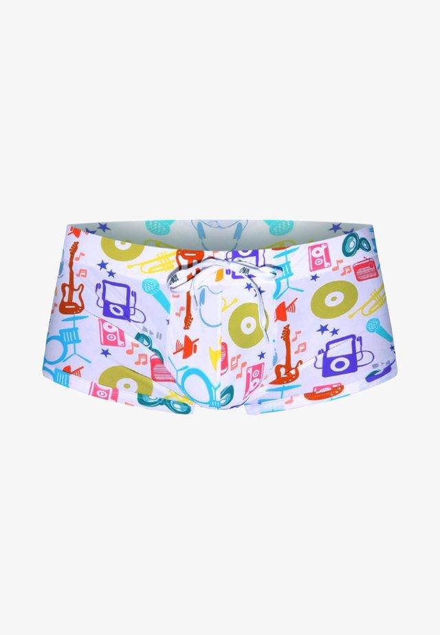 Swimming trunks - bunt