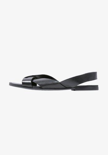 TIA - Sandals - black