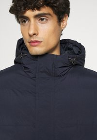 Tommy Hilfiger - HOODED STRETCH - Talvitakki - blue - 5