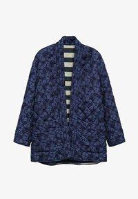 Mango - Winter jacket - bleu marine foncé - 6