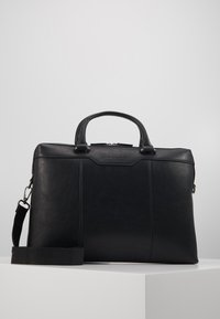 ALDO - GLAEVEN - Briefcase - jet black/antique silver - 0