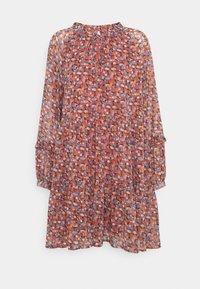 Nümph - NUCAIT DRESS - Day dress - marsala - 0