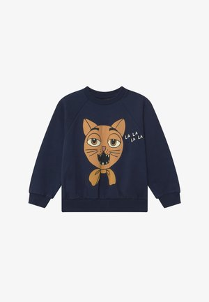 BABY CAT CHOIR UNISEX - Sweater - navy
