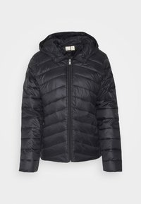 Roxy - COAST ROAD HOODED - Chaqueta de entretiempo - anthracite