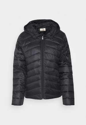 COAST ROAD HOODED - Overgangsjakker - anthracite