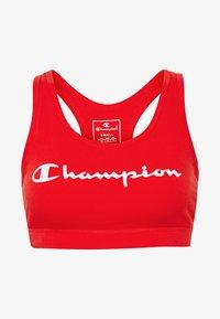 Champion - BRA - Light support sports bra - red - 4
