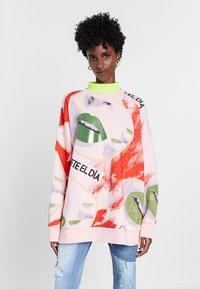 Desigual - LIPSING - Sweatshirt - red - 1