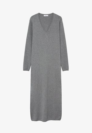 ROLLY - Vestido de punto - grey