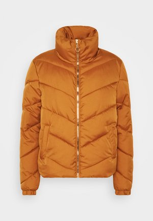 JDYFINNO PADDED JACKET - Winter jacket - sudan brown