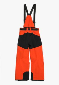 8848 Altitude - DEFENDER PANT - Täckbyxor - red clay - 1