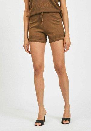 VILESLY - Shorts - butternut