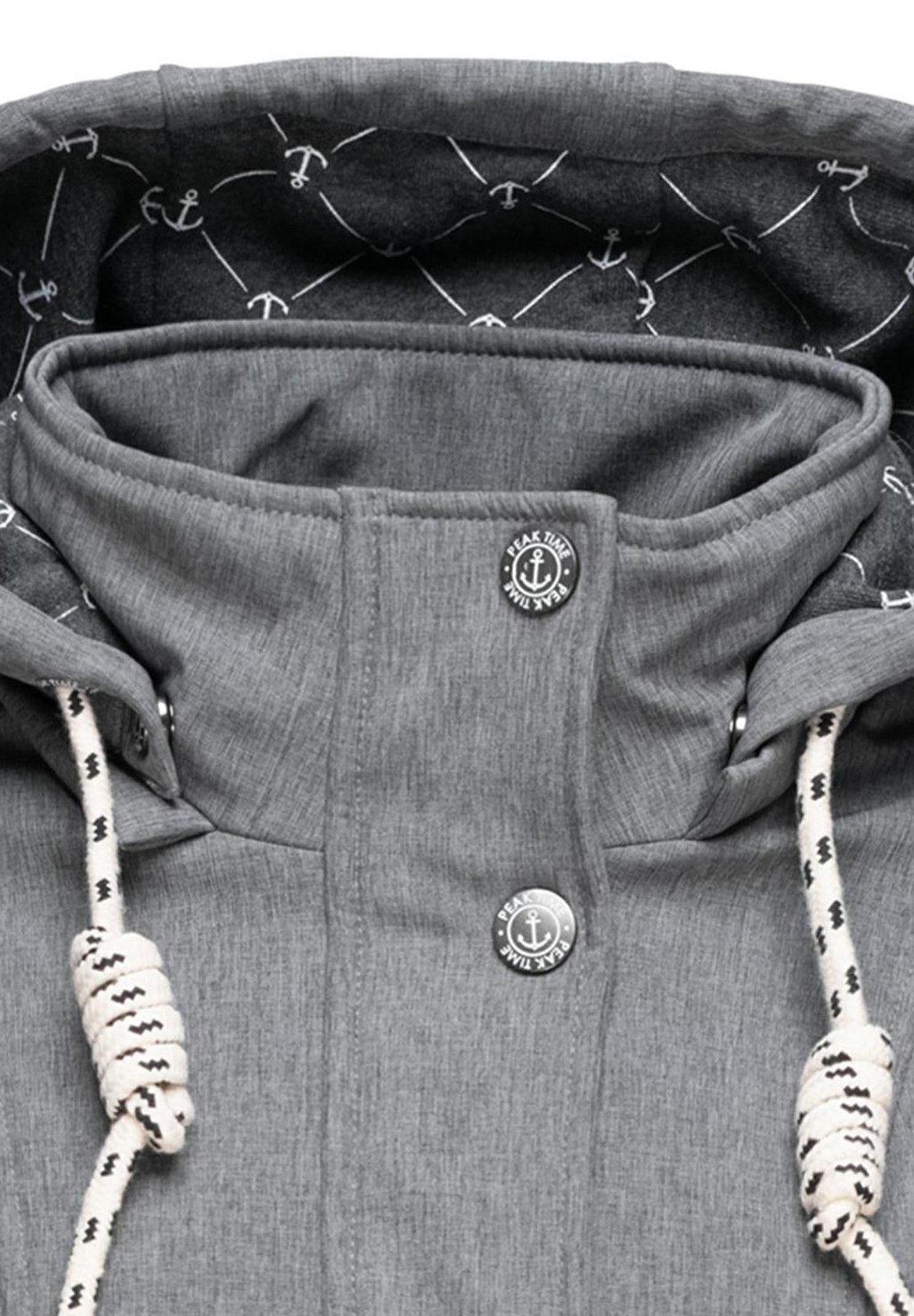 Damen Regenjacke / wasserabweisende Jacke