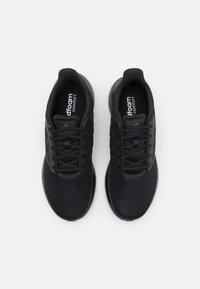 adidas Performance - EQ19 RUN - Obuwie do biegania treningowe - core black/grey six - 3